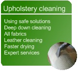 Nottingham upholstery cleaning service
